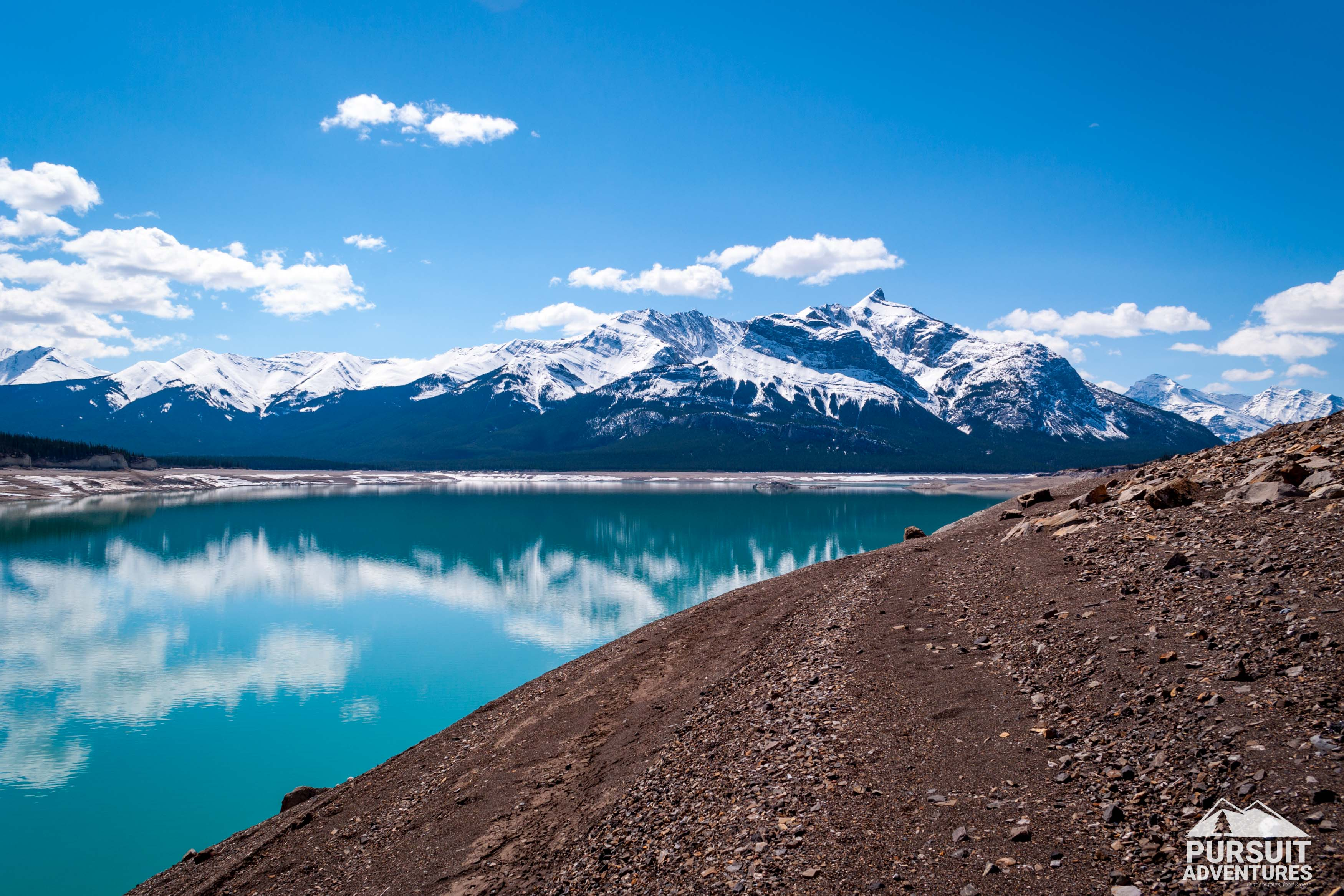 Experience Experts 2017 – Nordegg and Abraham Lake Tour