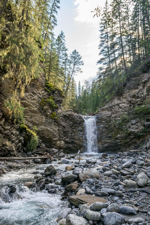 Falls on Allstones Creek