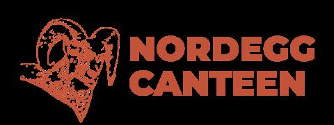 Nordegg Canteen Logo